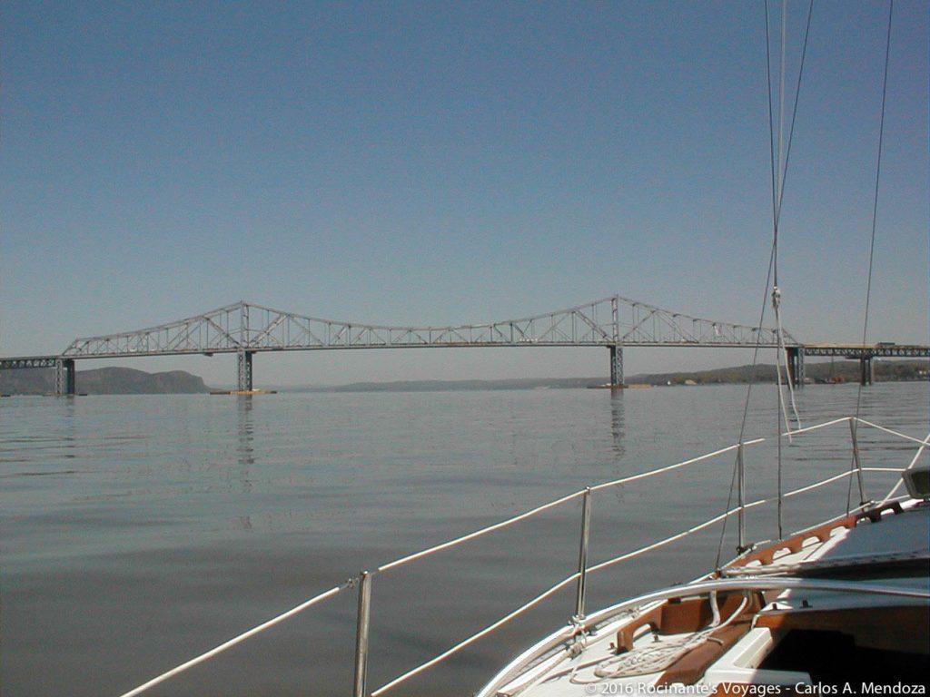 The Tappan Zee Bridge... just a few more hours!