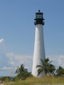 Cape Florida Light - Key Biscayne, FL