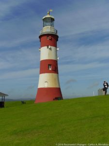 Smeaton's Tower - Plymouth England