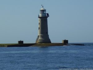 Plymouth Breakwater Lighthouse - Plymouth England