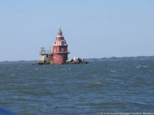 Ship John Shoal Lighthouse - Delaware Bay, NJ