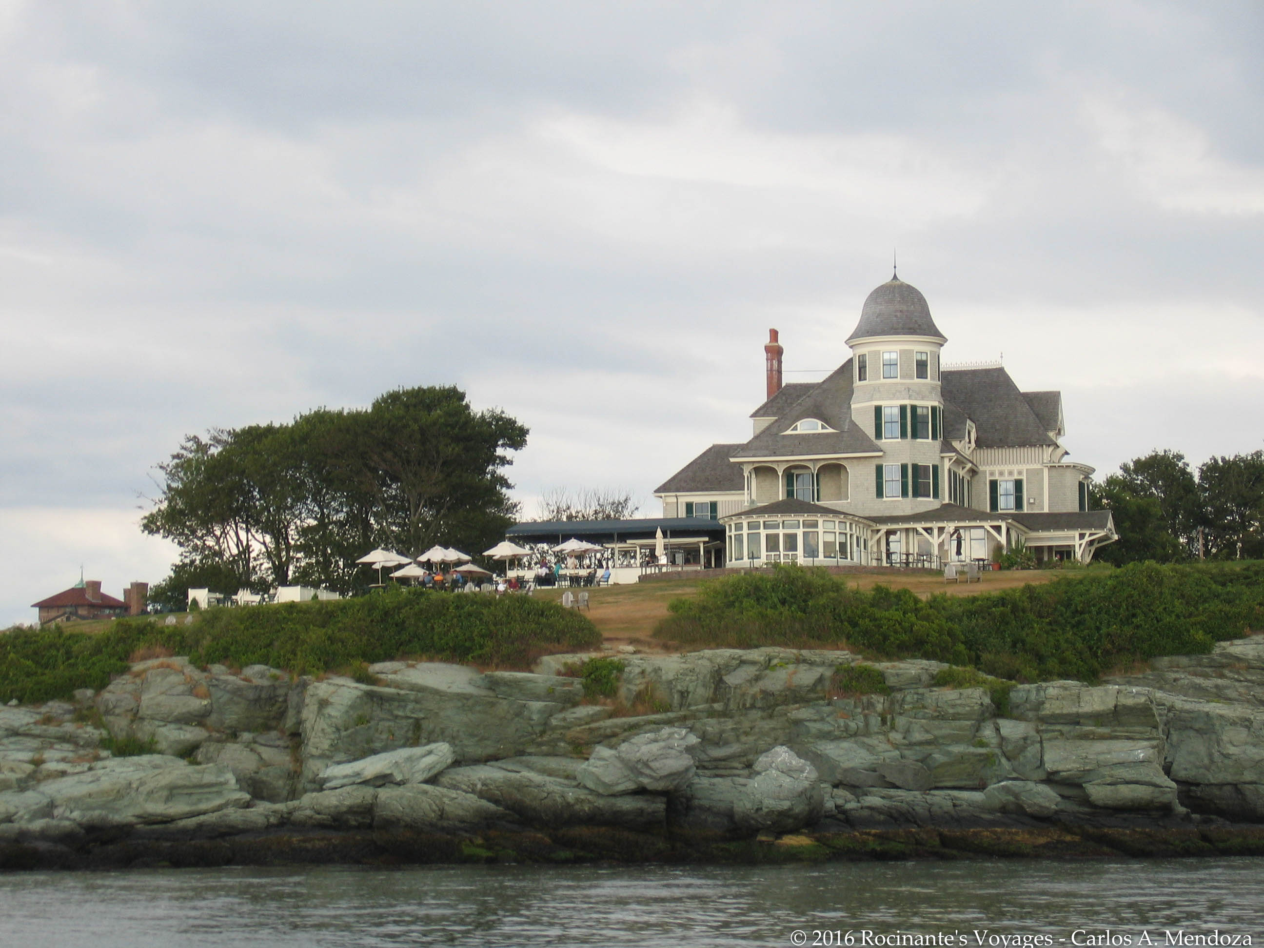 Lunch In Newport Rhode Island