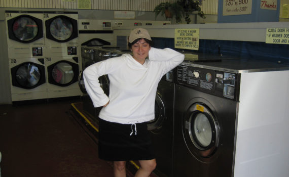 Ada at The Laundromat
