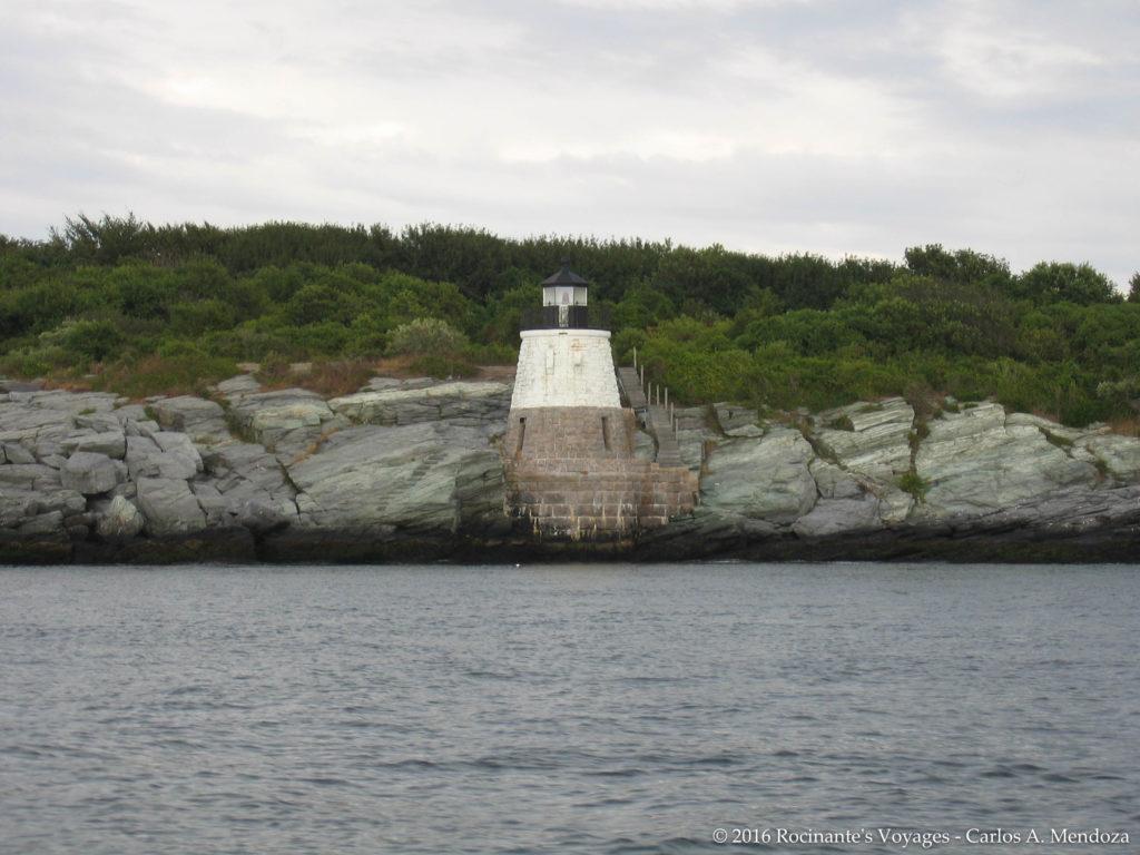 Castle Hill Lighthouse - Newport, Rhode Island